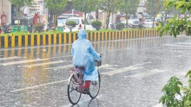 A few parts of Andhra Pradesh are also likely to face rains in the next 24 hours - Sakshi Post