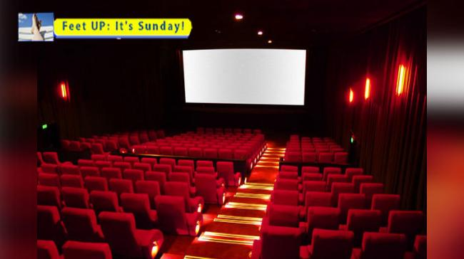 Nothing can beat the experience of watching a movie in a theatre - Sakshi Post