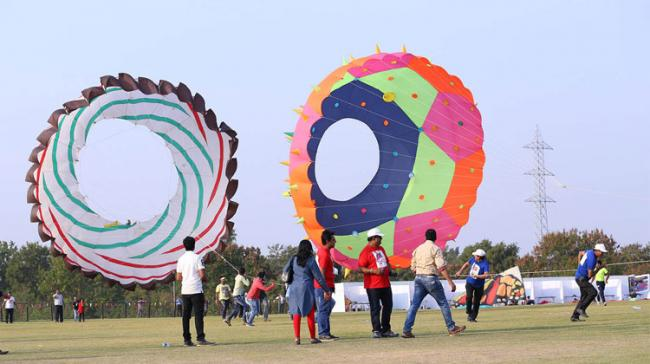 5th International Kite Fest To Begin From Today In Hyderabad - Sakshi Post