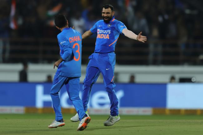 India Level Series With 36-run Win - Sakshi Post