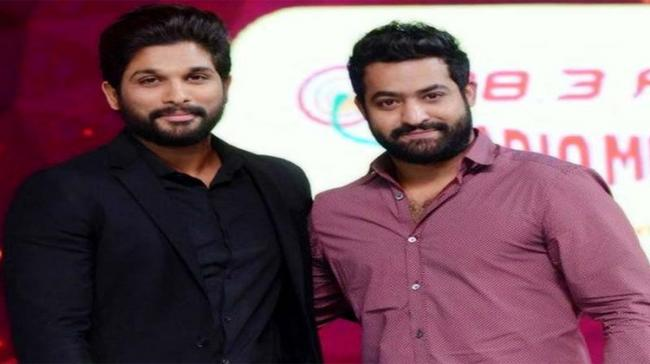 Allu Arjun, Jr NTR - Sakshi Post