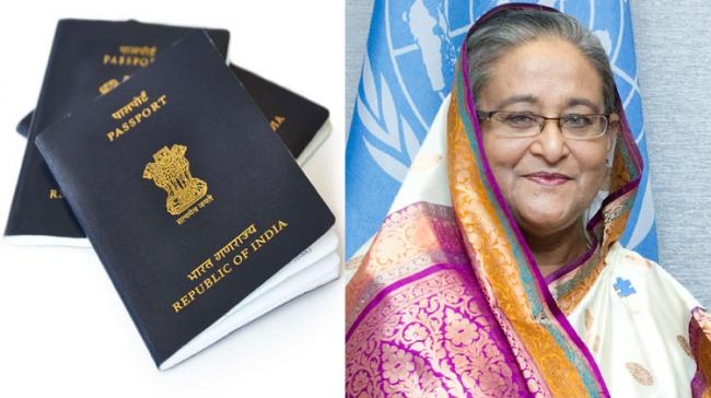 Bangladesh Prime Minister Sheikh Hasina is expected to launch the e-passport - Sakshi Post