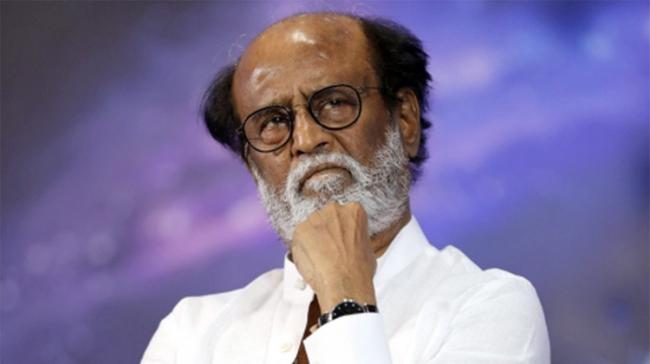 Why Should I Apologize, Asks Actor Rajanikanth - Sakshi Post