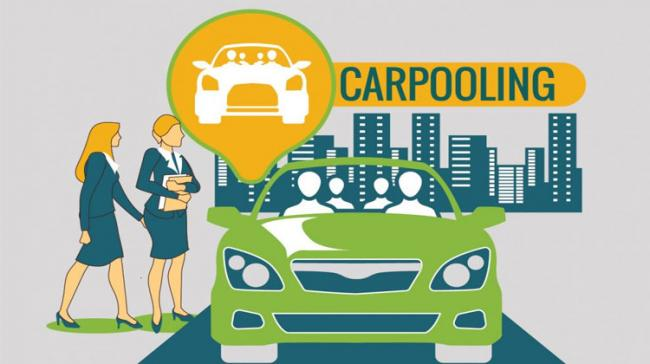 According to a survey, 45 per cent of active carpoolers in India are women - Sakshi Post