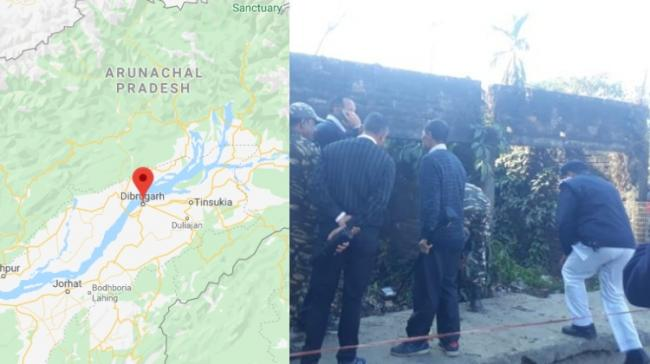 Out of the four explosions, three happened in Dibrugarh district in Assam - Sakshi Post