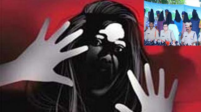 7 Arrested In Rape Case Against Tribal Woman - Sakshi Post