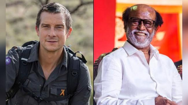 """Superstar Rajnikanth has made it clear on Wednesday that he is fine, except some bruises during the shooting of """"Man Vs Wild"""" - Sakshi Post"""