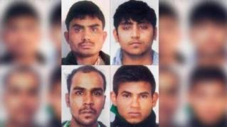 The four convicts in the Nirbhaya case - Sakshi Post