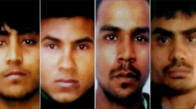 Nirbhaya rape and murder case convicts  - Sakshi Post