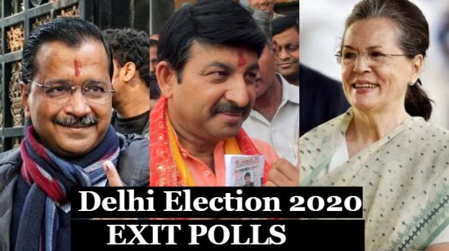 The voting for the Delhi Assembly elections took place on Saturday.  - Sakshi Post