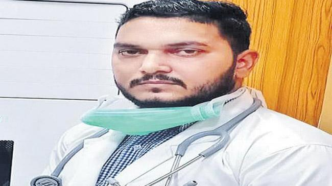 A man posing as a doctor for six months at state-run Gandhi hospital was arrested by the Chilkalaguda police on Friday. - Sakshi Post
