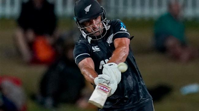 An underwhelming India suffered their first ODI series whitewash in more than three decades as New Zealand completed a 3-0 sweep with a five-wicket victory - Sakshi Post