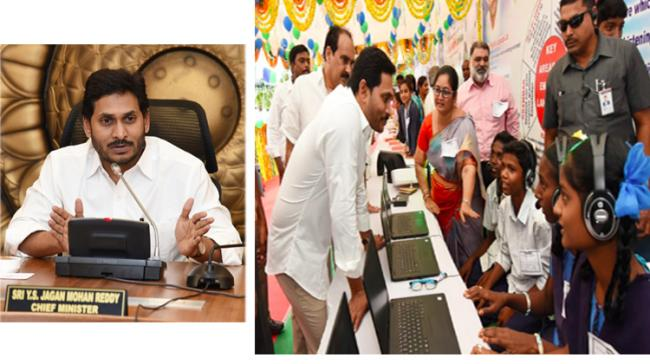 AP CM YS Jagan Mohan Reddy file photo - Sakshi Post
