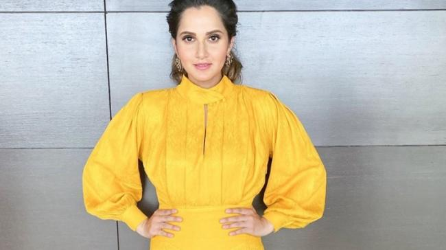 Sania Mirza - Sakshi Post