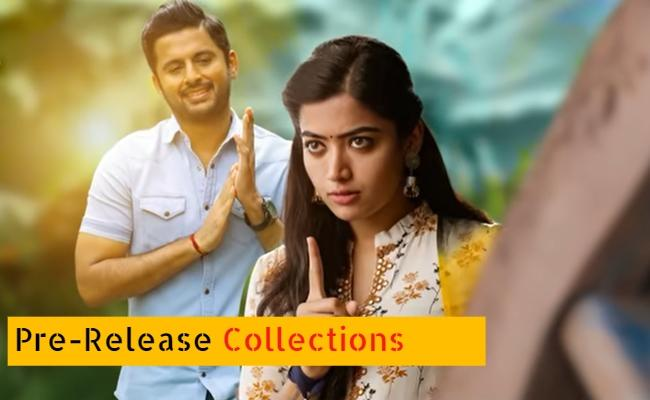 Bheeshma pre-release collection - Sakshi Post