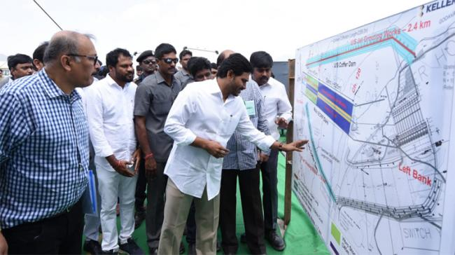 Chief Minister YS Jagan Mohan Reddy said, a plan of action should be prepared to complete the Polavaram Project by June 2021 - Sakshi Post