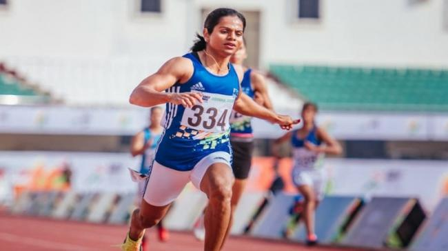 Dutee Chand - Sakshi Post