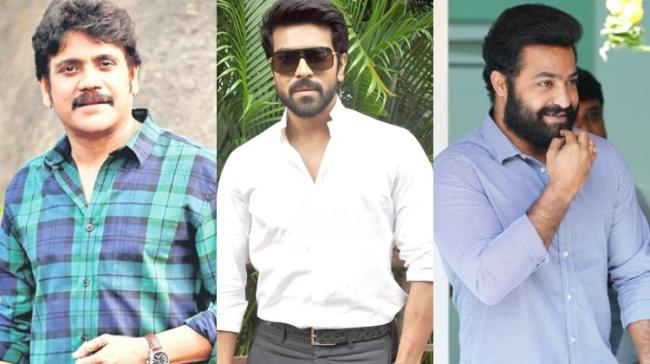 South celebs clap for real heroes - Sakshi Post