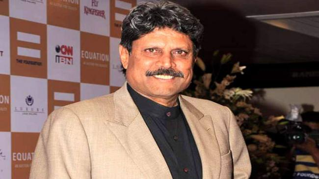 File mage of Kapil Dev - Sakshi Post