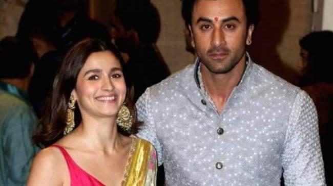 Alia and Ranbir - Sakshi Post