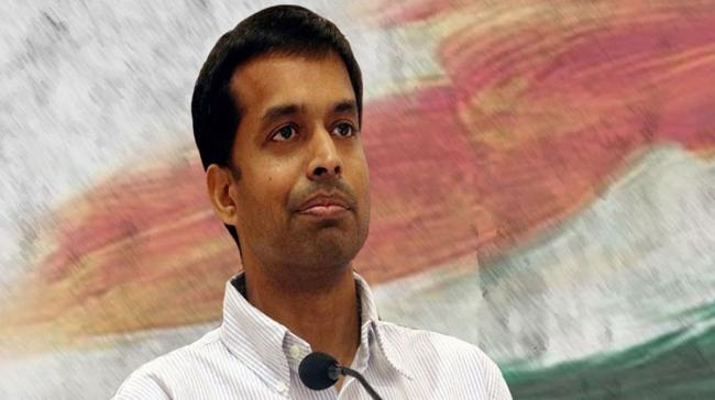 File Image of Pullela Gopichand - Sakshi Post