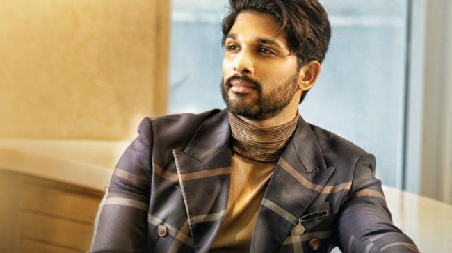 Allu Arjun - Sakshi Post