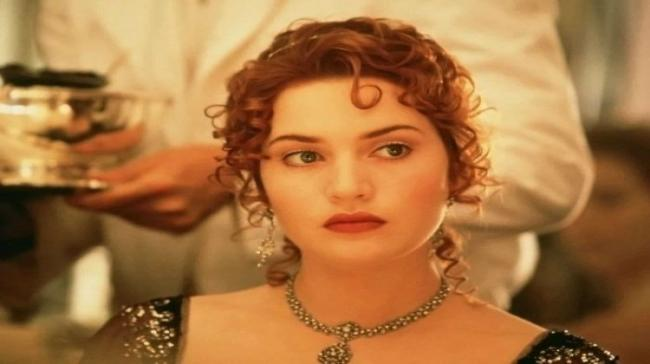 Kate Winslet As 'Rose Of Titanic' - Sakshi Post