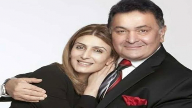 Rishi Kapoor With Daughter Riddhima Kapoor - Sakshi Post