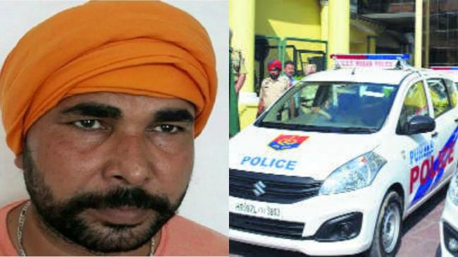 Ranjeet Singh Rana who was arrested by Punjab police - Sakshi Post
