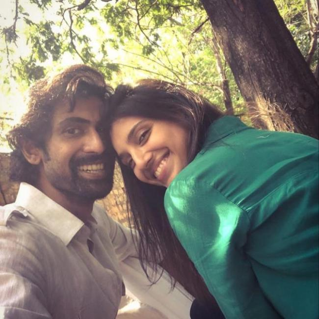 Rana Confirms His Relationship With Miheeka Bajaj - Sakshi Post