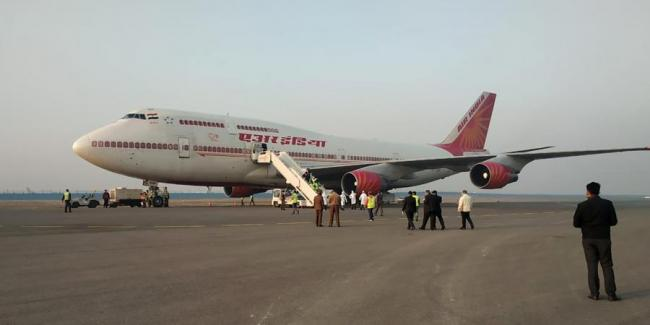 Air India Flight  - Sakshi Post