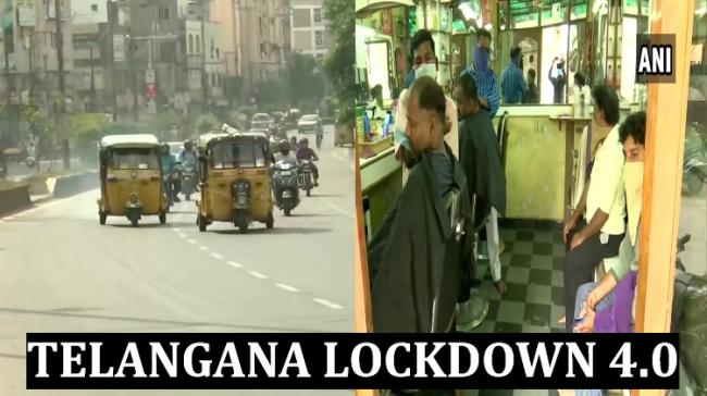 KCR had earlier announced the lockdown would be in force in the state till May 29 - Sakshi Post