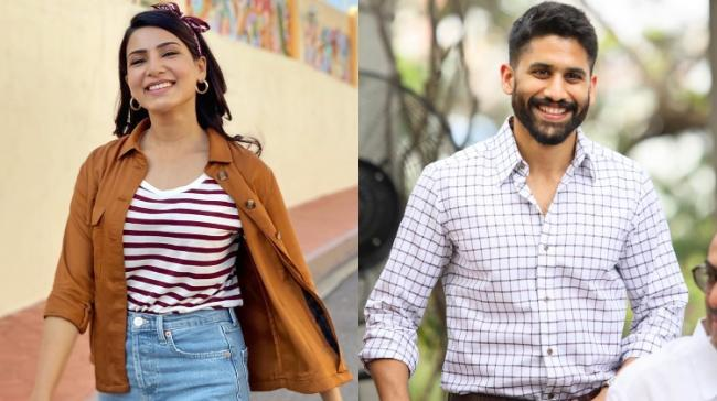 Samantha and Naga Chaitanya - Sakshi Post