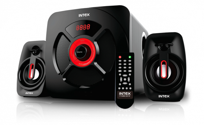 Intex Launches New Affordable Speaker - Sakshi Post