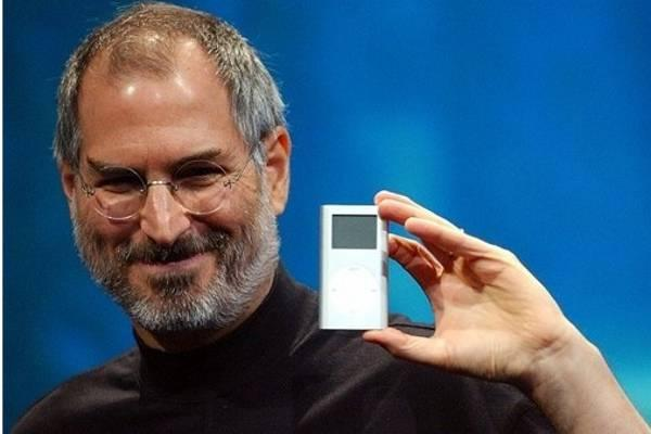 Apple Co-Founder and former Chief Executive Steve Jobs on October 23, 2001, unveiled iPod, a portable music player that changed the way people buy and listen to music even 15 years from its launch. - Sakshi Post