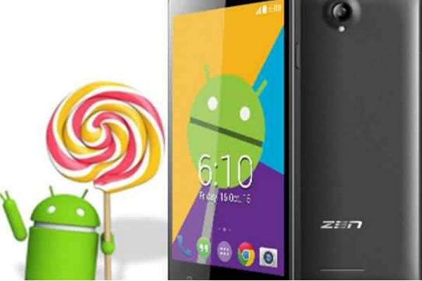 Available at Rs 3,777, Zen Cinemax 2+ is the new 3G device and comes with 5.5-inch screen along with 5MP primary camera and 3.2MP front-facing camera with flash. - Sakshi Post