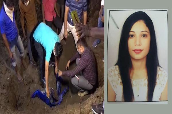 5-Months Pregnant Woman Strangled By Live-In Partner Buried In Father's Farm In Bardoli Surat - Sakshi Post