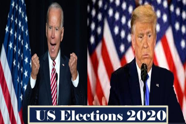 US Elections 2020  latest update - Sakshi Post