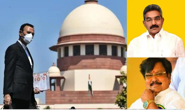 SC Issues Notices To TDP Leaders In Amaravati Land Deals SIT Probe Case - Sakshi Post