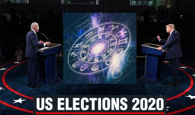 US Elections Indian Astrologers Predictions - Sakshi Post