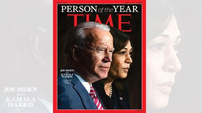 Time Magazine 2020 Person Of The Year - Sakshi Post
