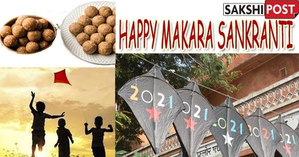 Health Benefits Of Eating Sesame Seed Laddoo and Kite Flying During Sankranthi - Sakshi Post