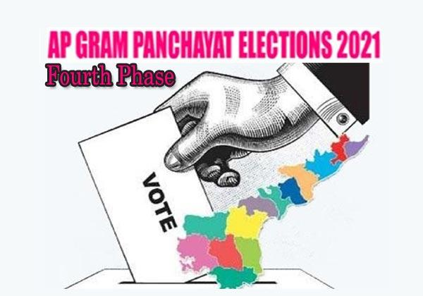 AP Panchayat Elections 2021 Phase 4 Updates - Sakshi Post