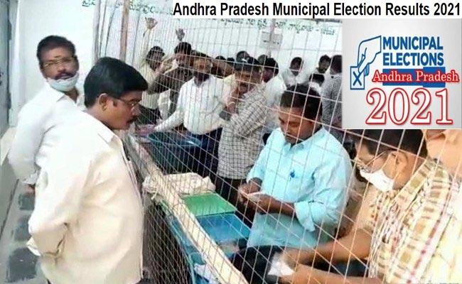 AP Municipal Elections 2021: Recounting Allowed Only Once - Sakshi Post