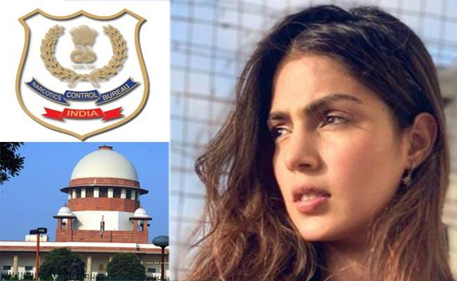 Narcotics Control Bureau Moves Supreme Court Challenging Bombay High Court Bail Order To Rhea Chakraborty In Drugs Case - Sakshi Post