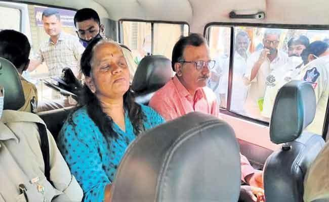 Madanapalle Double Murder Case: Parents Discharged From Vizag Psychiatric Ward - Sakshi Post