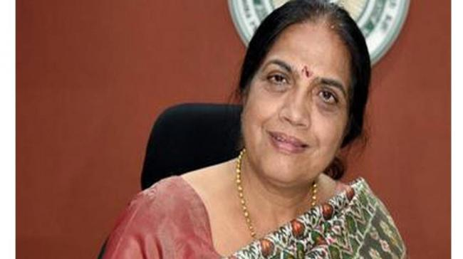 Nilam Sawhney New State Election Commissioner of Andhra Pradesh - Sakshi Post