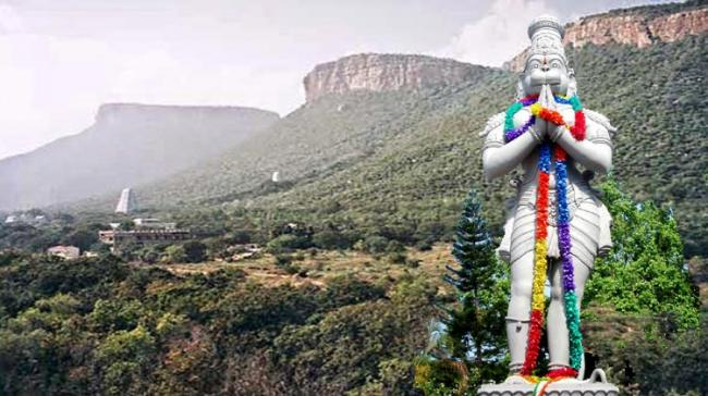 TTD to prove the fact that Lord Anjaneya's birthplace is in  Anajanadri in Tirumala - Sakshi Post