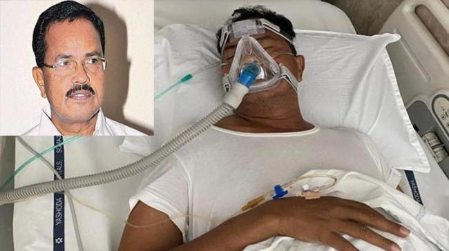 BJP Mothkupalli Narasimhulu Covid Positive Admitted To ICU in Hyderabad - Sakshi Post