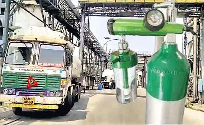 AP first priority for Oxygen Supply: Mekapati  Goutham Reddy  - Sakshi Post